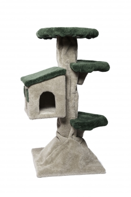 Click - 54 inch Cat Tree House